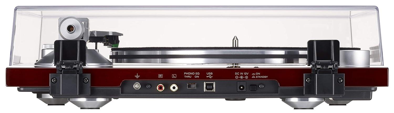 Teac TN-3B - Tocadiscos con accionamiento por Correa (Amplificador ...