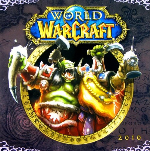 - World of Warcraft 2010 Mini Wall Calendar (Calendar)