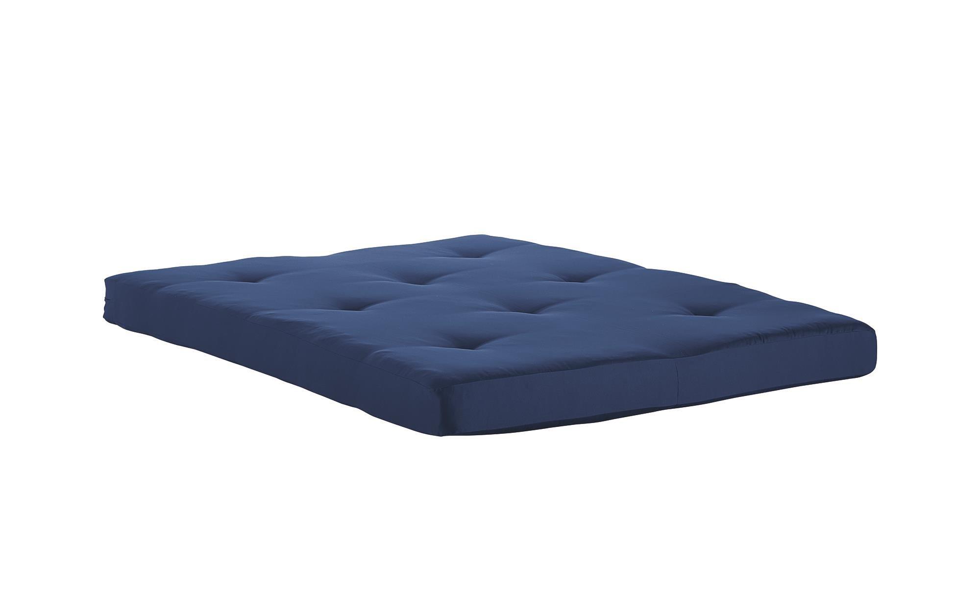 DHP Value 6 Inch Polyester Futon Mattress; Soft, Modern & Comfortable; Full Size, Indigo Blue