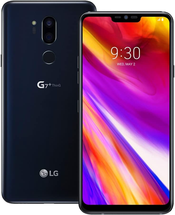 LG G7 Plus ThinQ (LM-G710EAW) 6 GB/128 GB 6.1 pulgadas Dual SIM ...