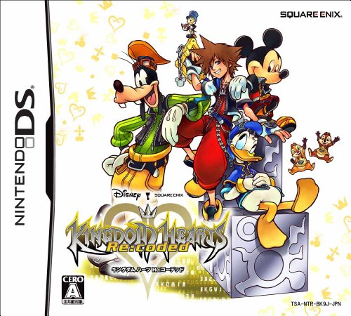 Price comparison product image Kingdom Hearts Re:coded [Japan Import]