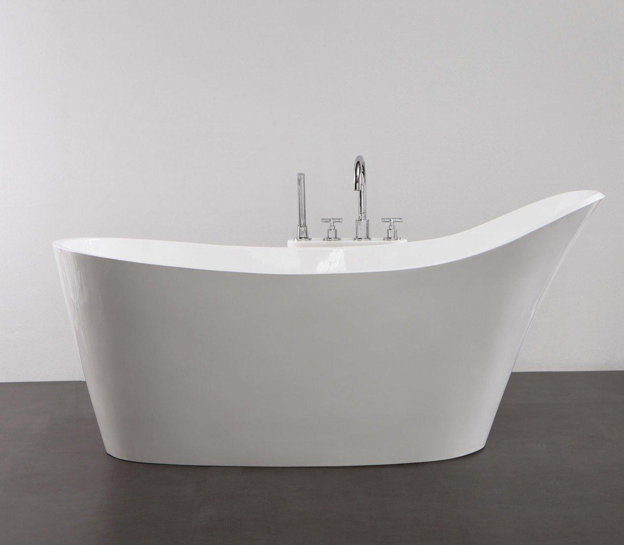 Serina–Vasca da bagno in ghisa minerale, 27010opaco KZOAO
