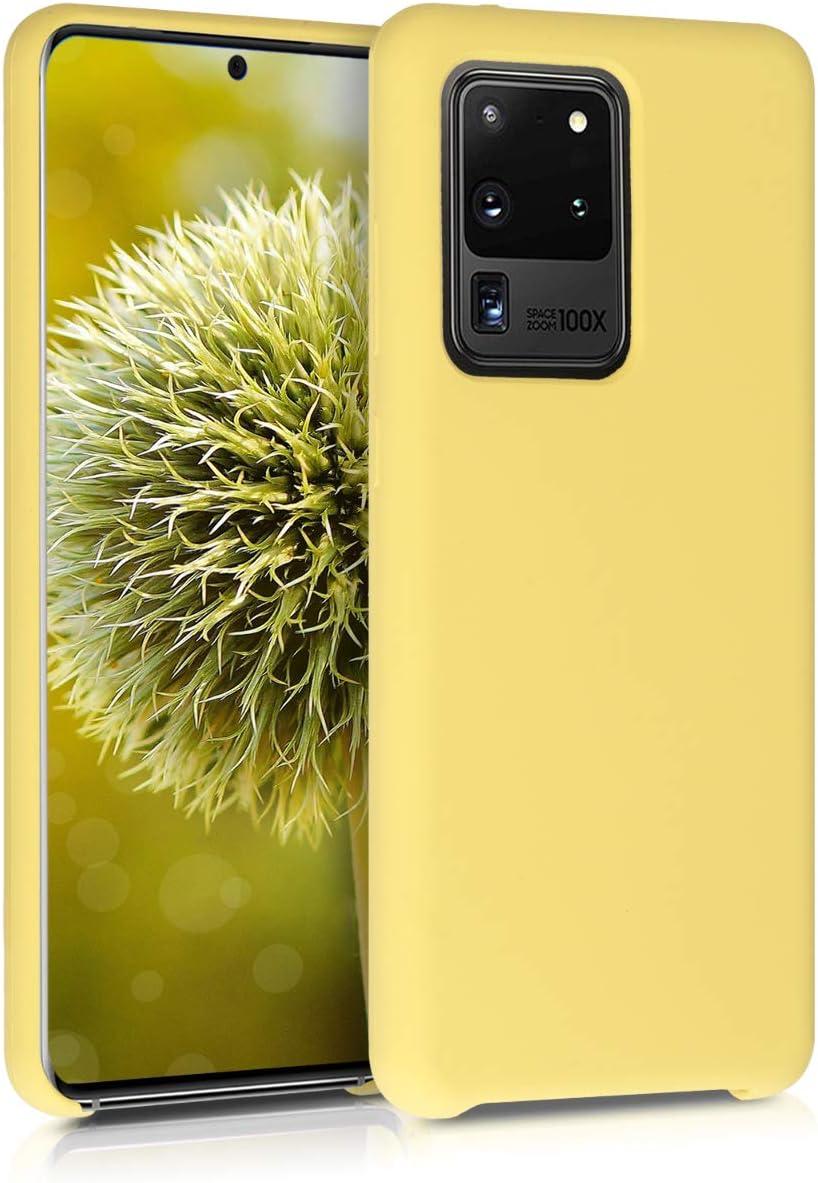 Kwmobile Hülle Kompatibel Mit Samsung Galaxy S20 Ultra Elektronik