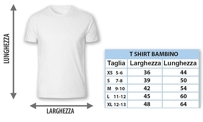 SpotApplick T Shirt Maglia Bambino Bambina Uomo Donna Coppia Cani Chihuahua Fiocco Mezza Manica 100/% Cotone Bianca 01 S // 7-8 Anni