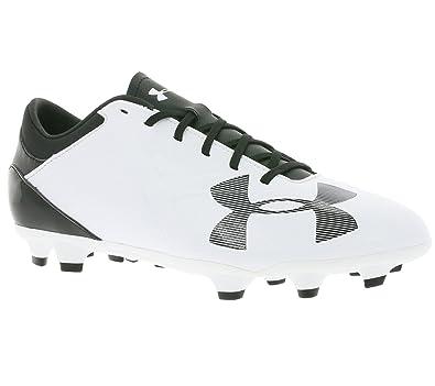 promo code 34fc5 c59d7 Under Armour Spotlight DL FG Football Shoes White 1272302 100, Size 42