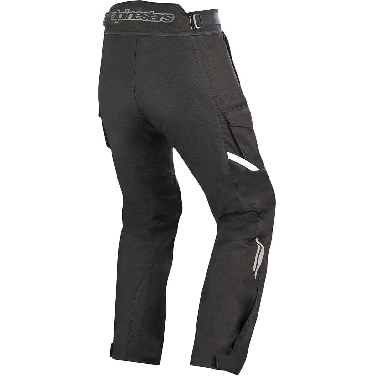 Alpinestars Andes Drystar V2 Men's Motorcycle Pants - Black / Medium