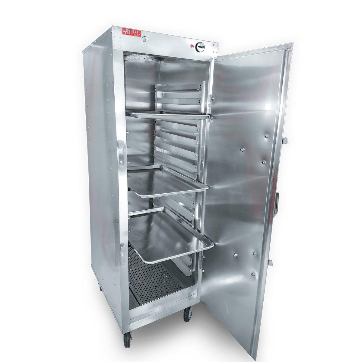 Amazon.com: HeatMax 6\' Commercial Warming Cabinet Bread Pastry Dough ...