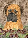 Cheap Caroline's Treasures SS4065CHF Bullmastiff Flag Canvas, Large, Multicolor