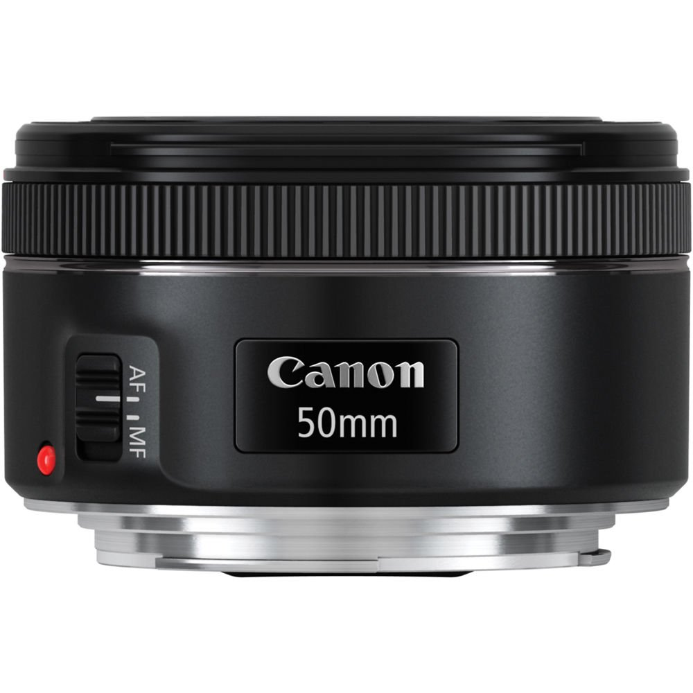 Canon EF 50mm f/1.8 STM Lens with Case + 3 UV/CPL/ND8 Filters + Kit for EOS Digital SLR Cameras by Canon (Image #3)