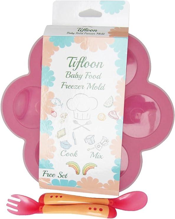 Tifloon – Recipiente en Silicona para Congelar y Conservar ...