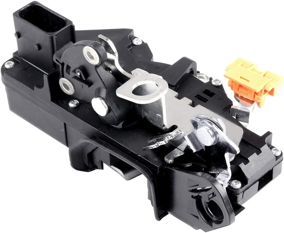 AUTOMUTO 931-920 Front Driver Side Door Lock Actuator Fits for 2010-2012 Cadillac 2010-2012 Chevrolet 2010-2012 GMC