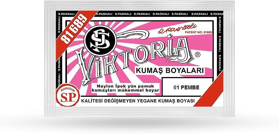 Viktoria® Tinte de mano – Tela de teñido 59 colores 200 g tela ...