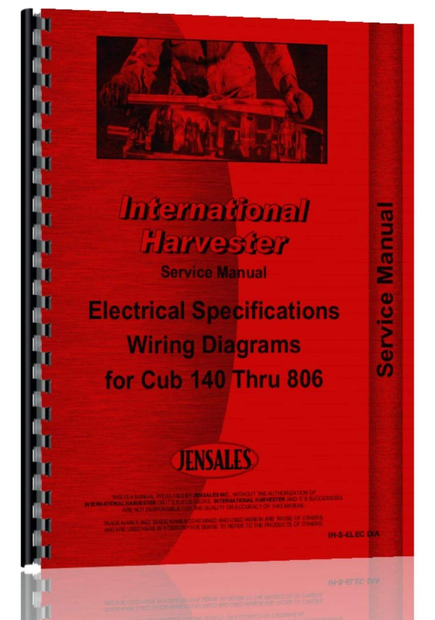 806 international tractor wiring diagram service manual international electrical specs   wiring diagrams  electrical specs   wiring diagrams