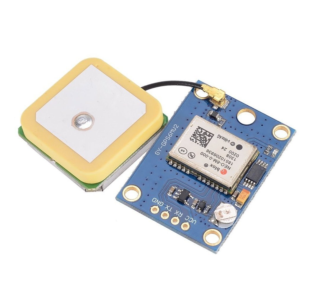 OLatus Gy-Gps6Mv2, Neo6Mv2 Ublox Neo-6M Gps Module with Eeprom Apm2  5 and  Antenna for Mwc/Aeroquad for Flight Control Aircraft Arduino