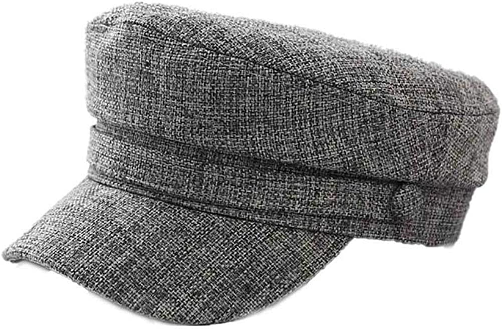 Vaskey Casual Cap Flat Top...