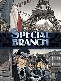 Special Branch, Tome 5 : Paris la noire par Roger Seiter