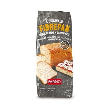 Farmo FibrePan gluten 500g gratuito