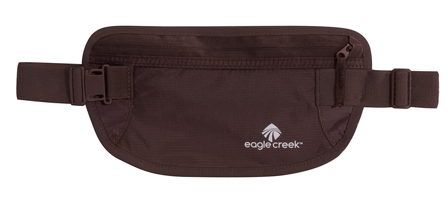 Eagle Creek Undercover Money Belt Ec41125 Mocha