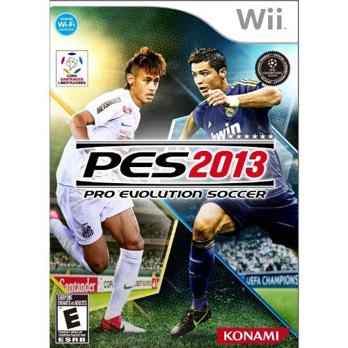 Pro Evolution Soccer 2013 - Nintendo Wii (Fifa 15 Game)