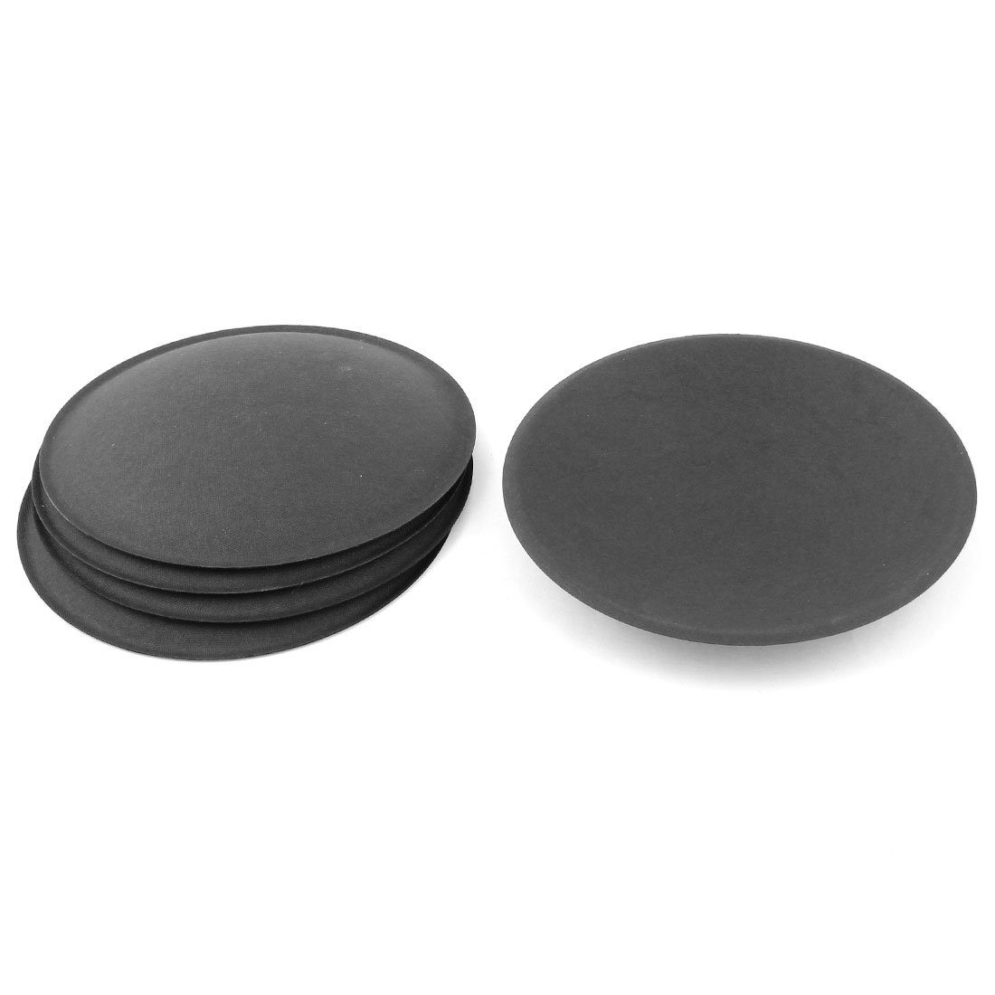 Aexit 5 Pcs 150mm Subwoofer Bass Speaker Dome Dust Cap Cover Paper