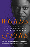 Words of Fire: An Anthology of African-AmericanFeminist Thought