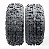 Front ATV Tires 4ply 21x7-10 for Honda TRX 250 300 400 450 Sportrax