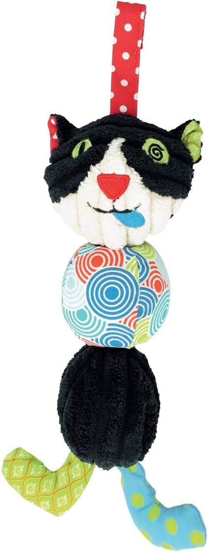 Charlos The Original Cat Les Deglingos Soft Toy