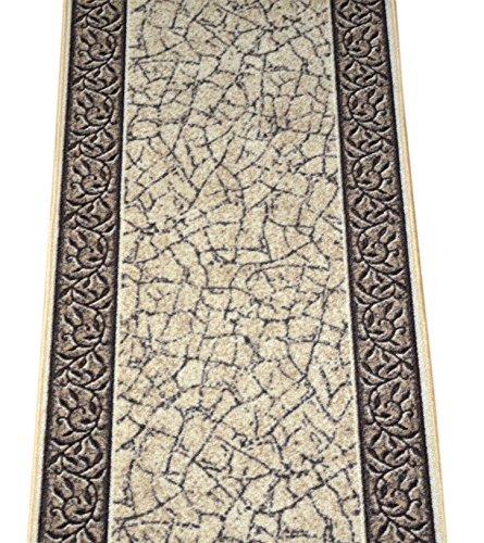 Dean Washable Carpet Runner Garden