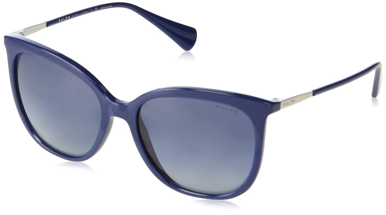 Amazon.com: Ralph RA 5248 - Gafas de sol para mujer (talla ...