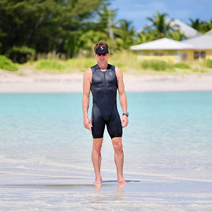 Synergy Triathlon Tri Suit Mens Elite Trisuit