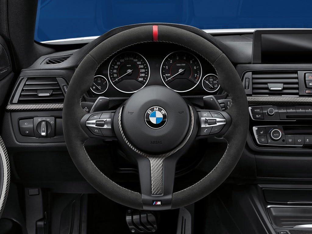 Bmw Original 3er Gt F34 M Performance Lenkrad Ii Alcantara Mit Carbonspange Auto