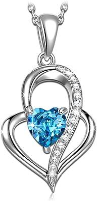 Made To Order Big Square*Aquamarine* Sterling Silver Filigree Pendant Necklace