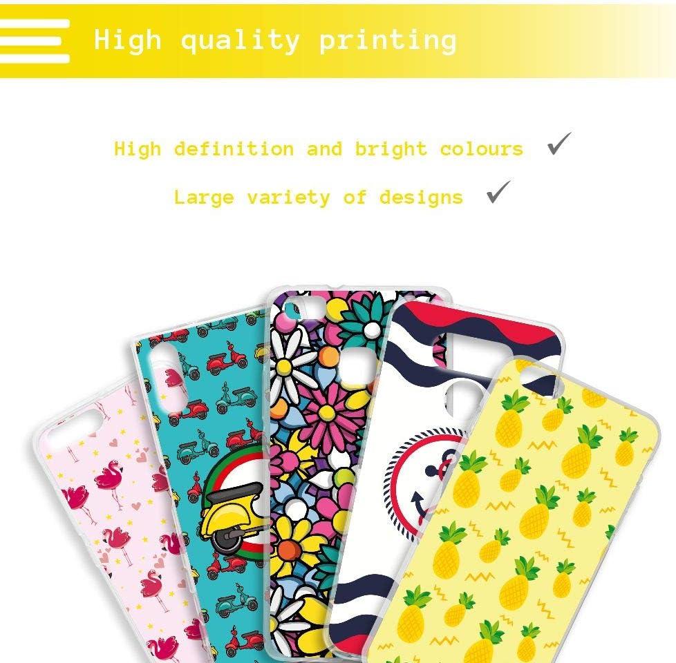 Paris Motivos Funnytech/® Funda Silicona para iPod Touch 5//6 Gel Silicona Flexible, Dise/ño Exclusivo