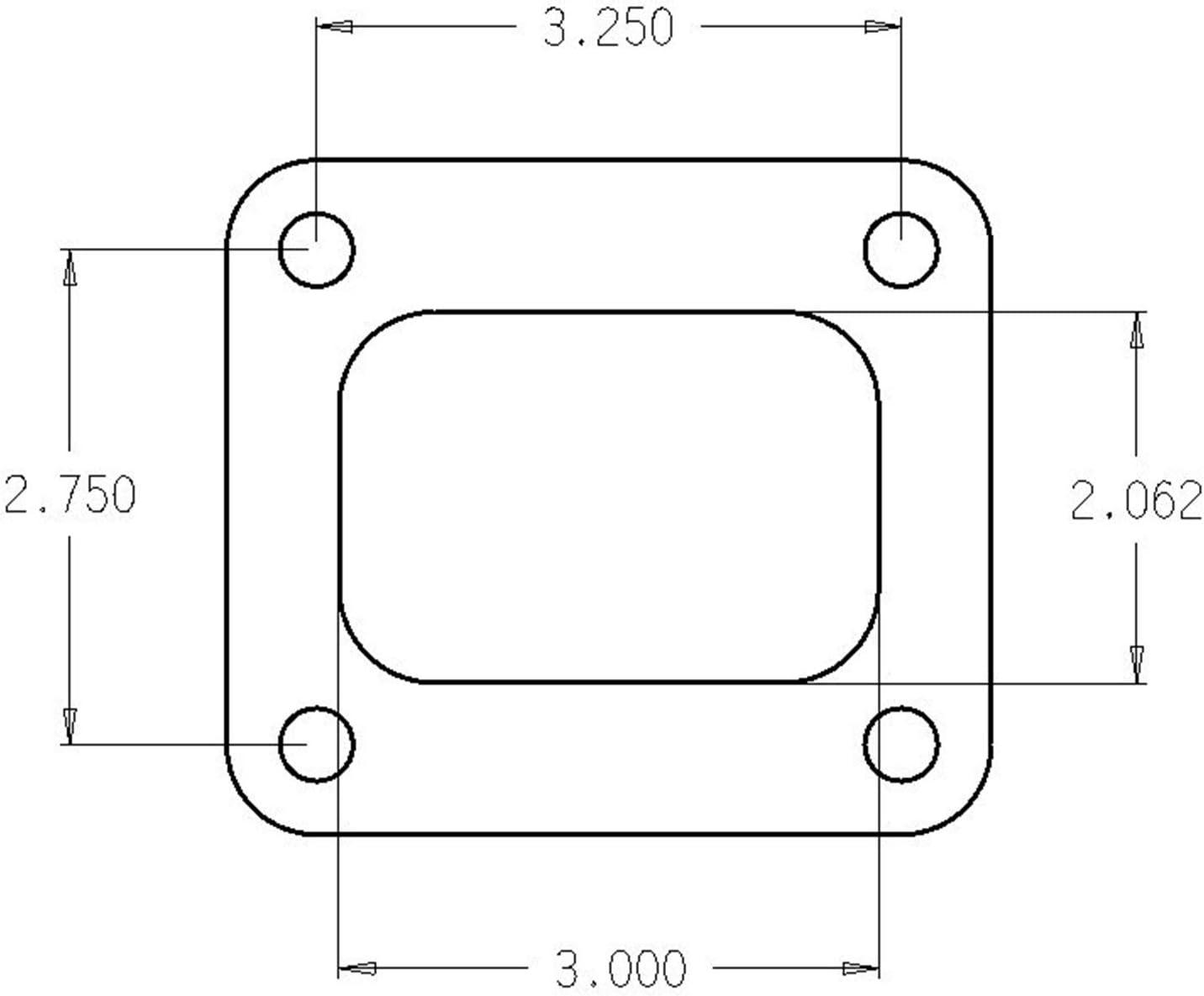 Cometic C4516 Turbocharger Flange Gasket