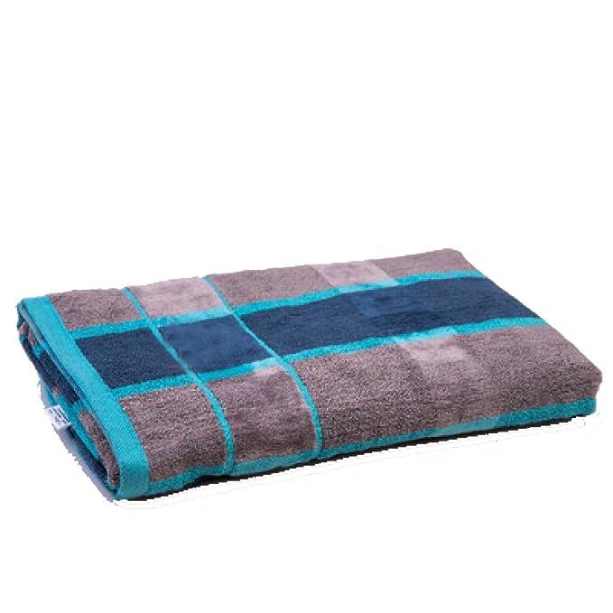 A Cuadros Algodón Personal No Hacer Daño A La Piel Toallas De Baño Equipo Familia Necesaria Para Lavar, Blue-70*140: Amazon.es: Ropa y accesorios