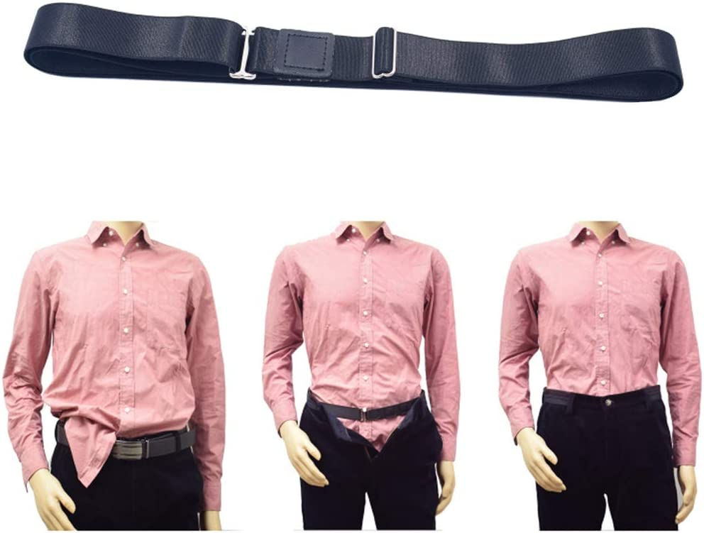 Healifty - Sujetador de camisa para hombre con tirantes antideslizantes y correas ajustables: Amazon.es: Hogar