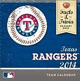 Turner - Perfect Timing 2014 Texas Rangers Box Calendar (8051241)