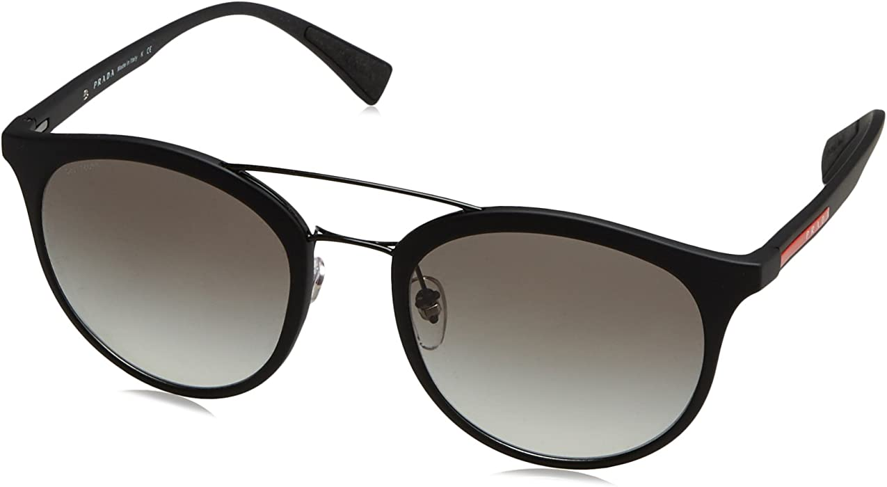 3062d5b2edd8 ... netherlands amazon prada linea rossa mens ps 50ss sunglasses 60mm  clothing 4dccf 769d8