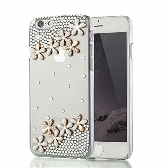 91c3dc50f0bd Amazon.com  for iPhone XR Case Diamond Crystal Rhinestone Case