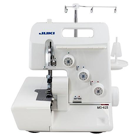 Amazon.com: Máquina de remates de 3 hilos y 1 aguja ...
