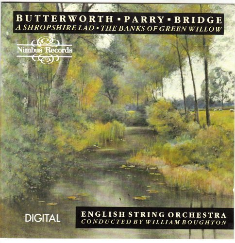 Butterworth/Parry/Bridge by Nimbus