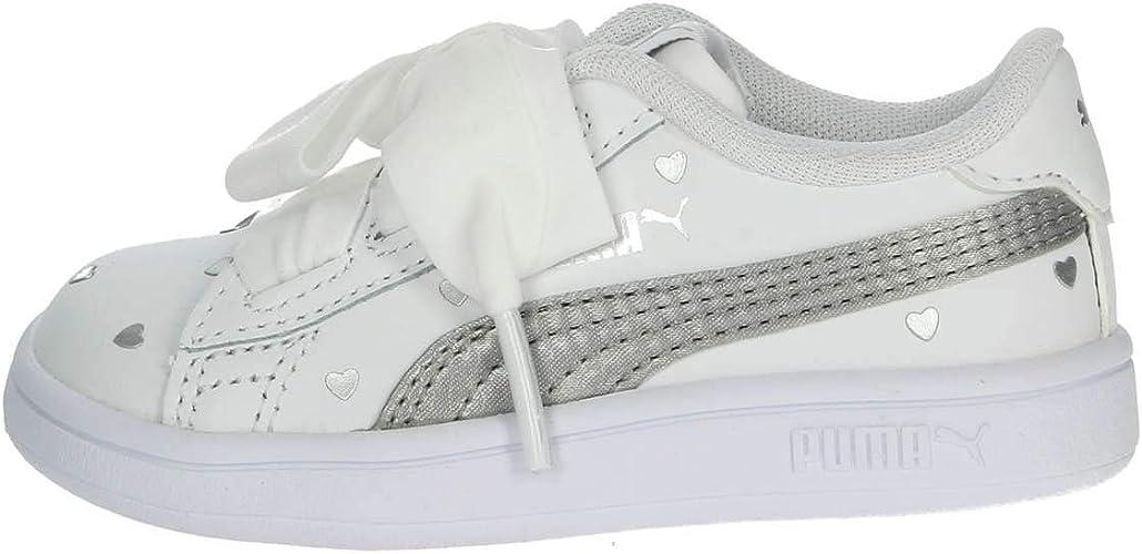 Puma Sneakers Pelle Bambina