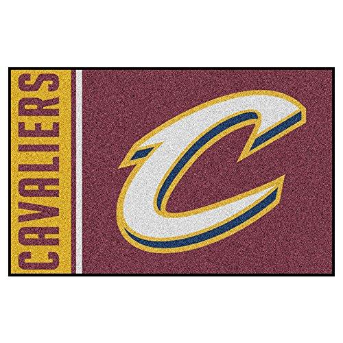 FANMATS 17907 NBA Cleveland Cavaliers Uniform Inspired Starter - Starter Black Mat
