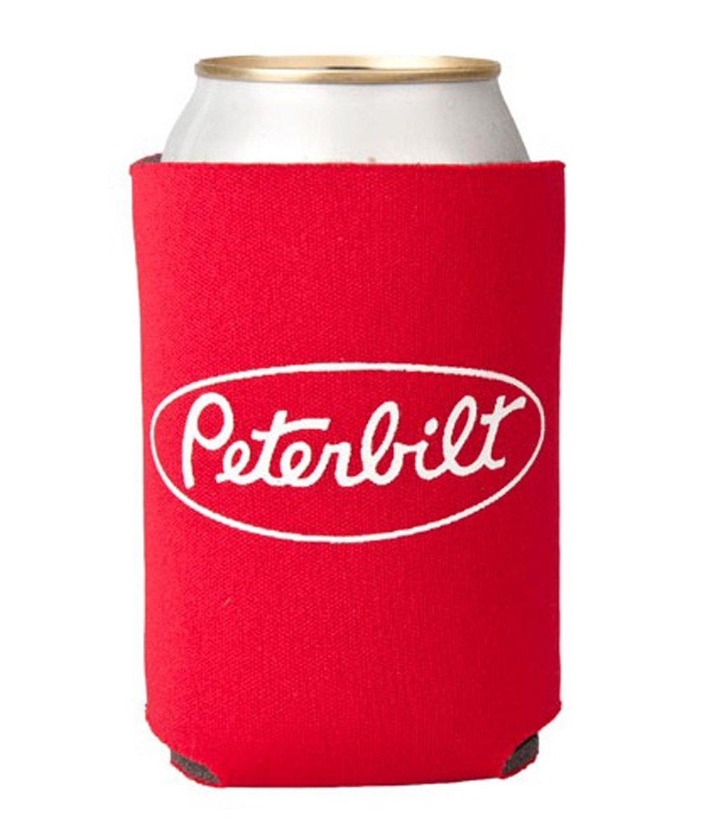 Peterbilt Trucks Red Collapsible Beer Cooler