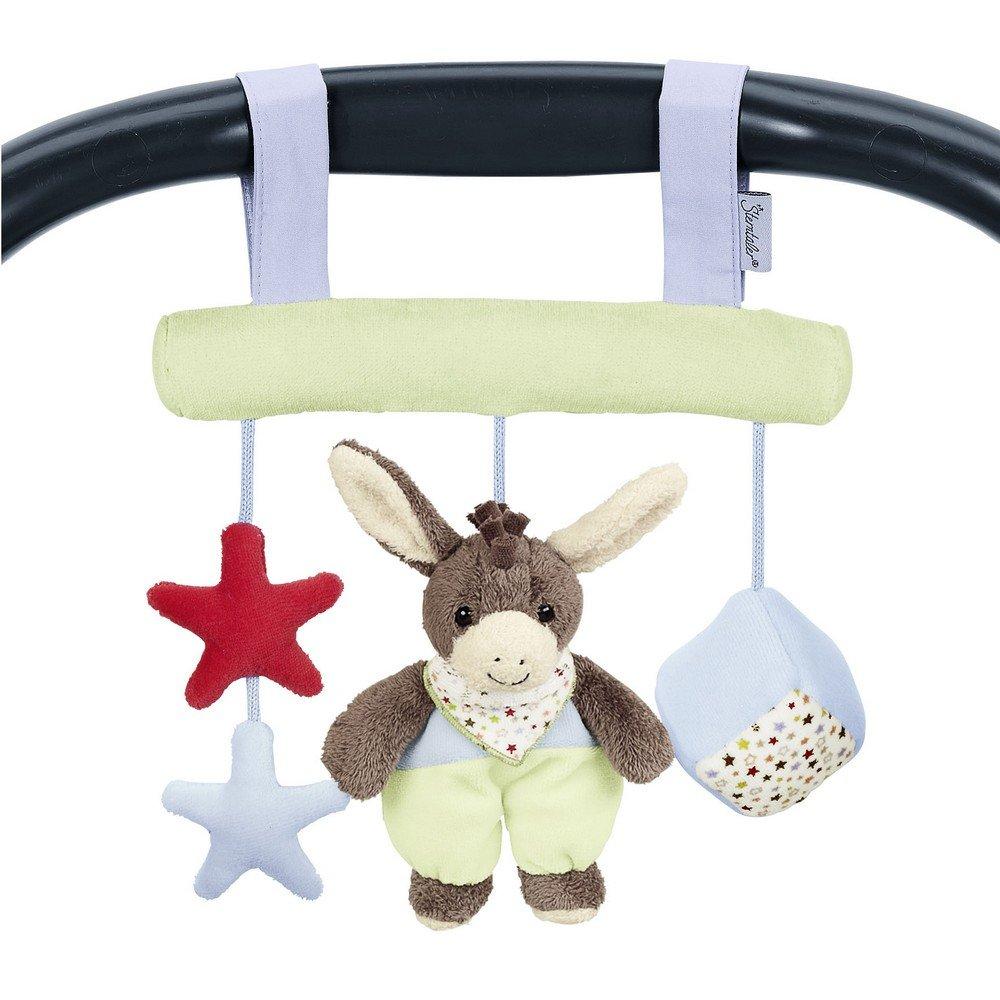 Beige//Pale Green Sterntaler Emmi Activity Hanging Toy