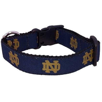Amazon.com   All Star Dogs NCAA Notre Dame Fighting Irish Dog Collar ... 2a31a8078