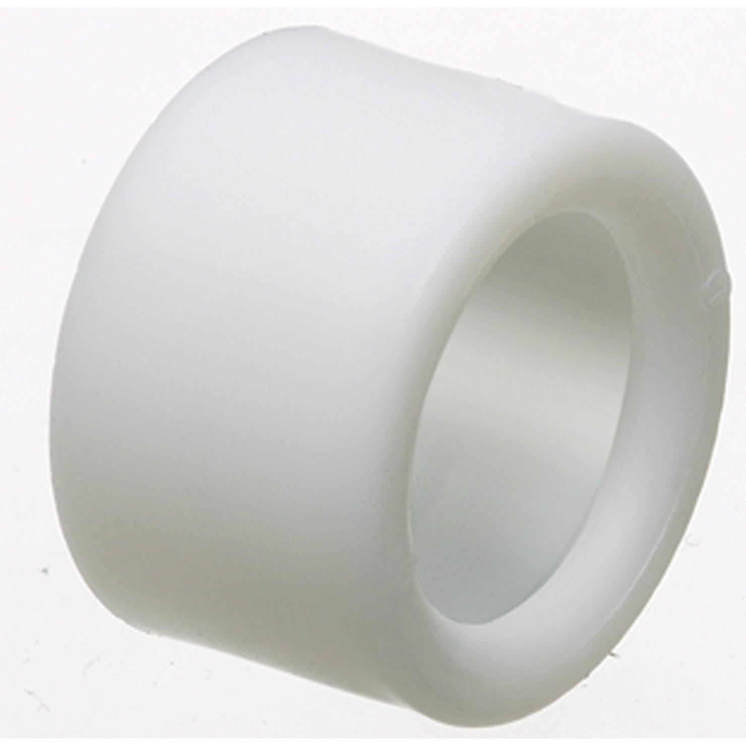 Arlington EMT100-100 EMT Insulating Conduit Bushing for Electrical Metal Tubing, White, 1-Inch, 100-Pack