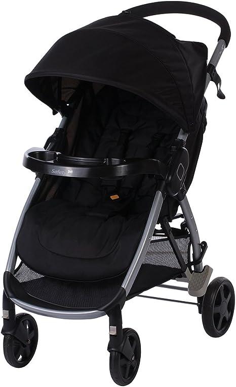 Opinión sobre Cochecito de bebé Safety 1st, color negro. negro negro