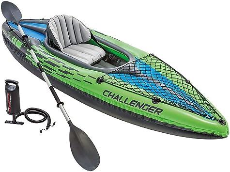 Intex 68305NP - Kayaks deportivos (Kayak inflable, 1 personas(s ...