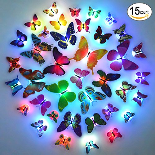 Butterfly Led Lights